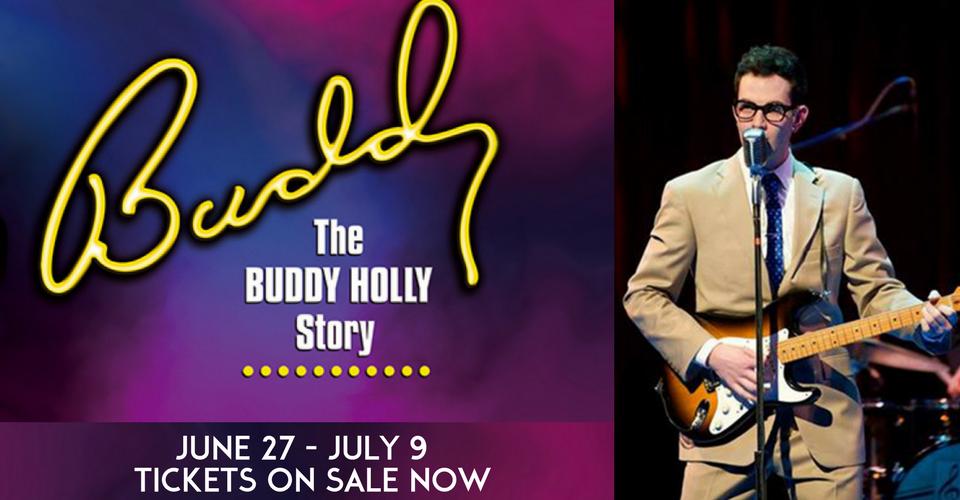 Lyric everyday lyrics buddy holly : Barn Theatre School For Advanced Theatre Training Announcing Buddy ...