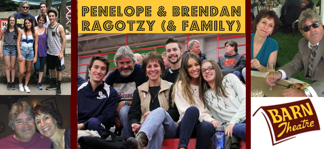 Meet Brendan & Penelope Ragotzy, Second Generation Barn Theatre Owners
