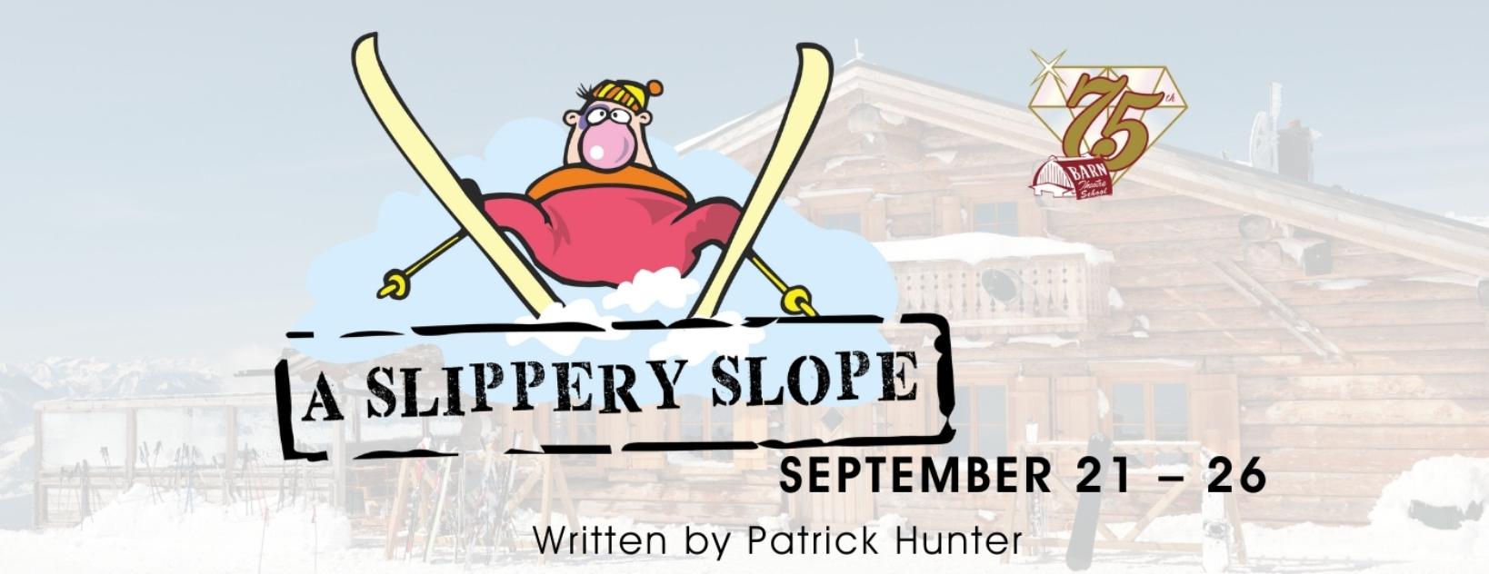 A slippery slope web slider