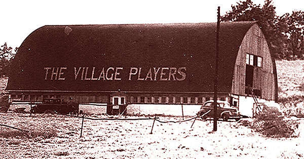 Village Players Historic Barn Image - Barn Theatre School ...