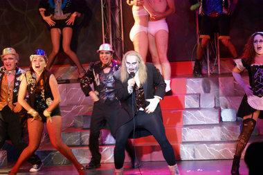 The Rocky Horror Show Barn Theatre Production 2012 Photo