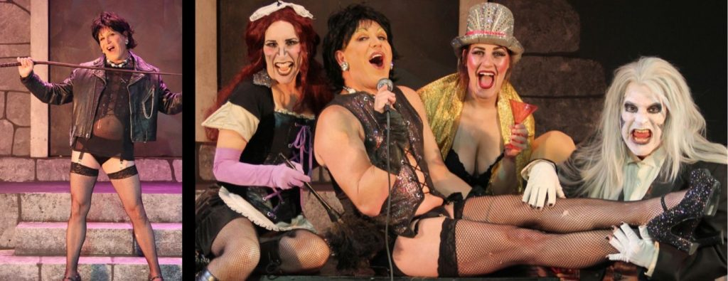 The Rocky Horror Show Barn Theatre 2019 Cast Photo