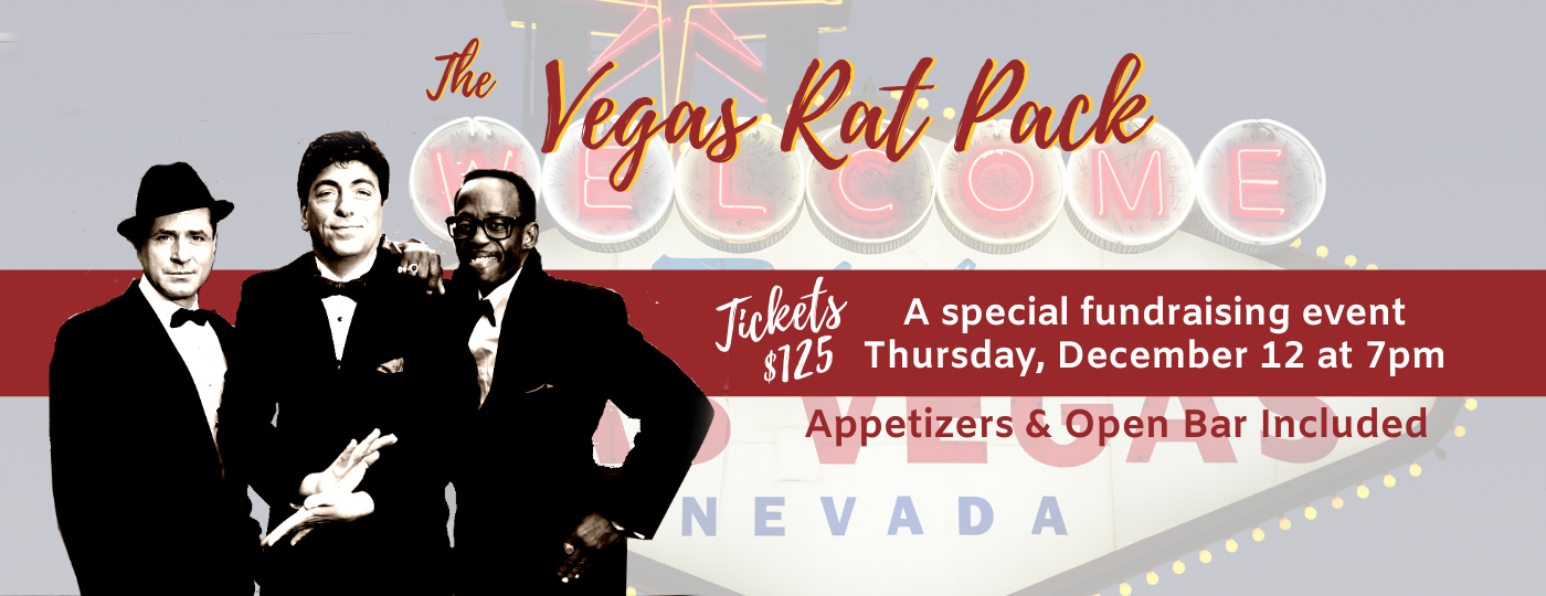 The Vegas Rat Pack Special Engagement | Barn Theatre ...