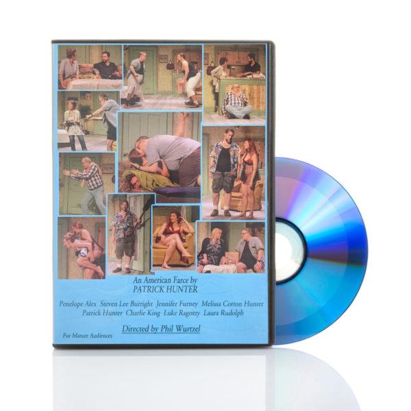 In Hot Water DVD Case - back