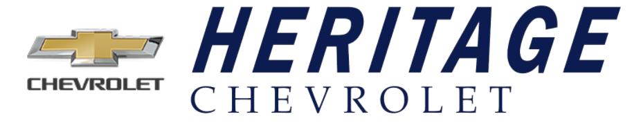 Heritage Chevy Logo