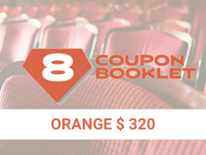 Barn Theatre Season Tickets - Coupon Booklets