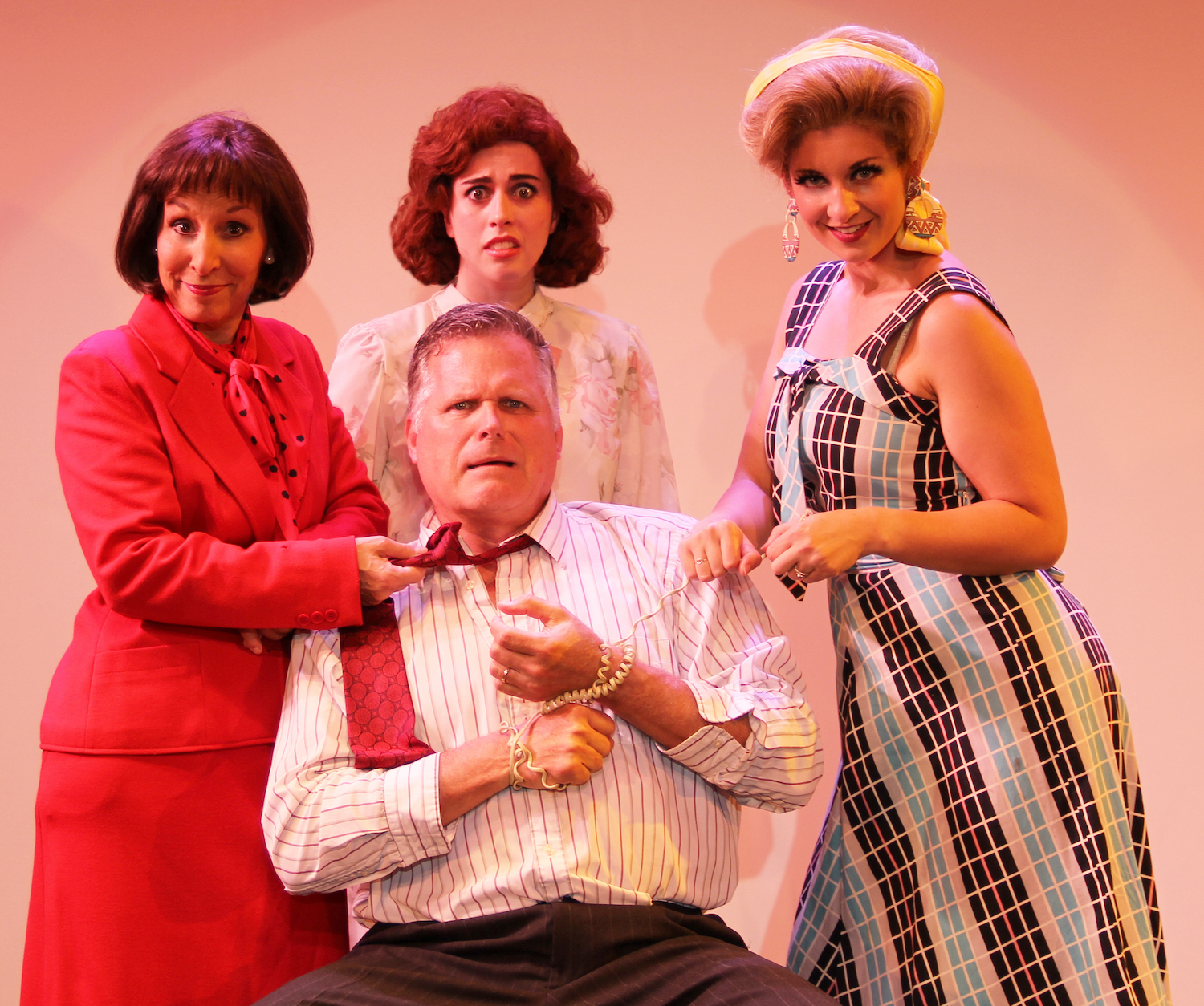 Barn Theatre School 2021 production of 9 to 5 The MUSICAL Jul 6 - 18, 2021