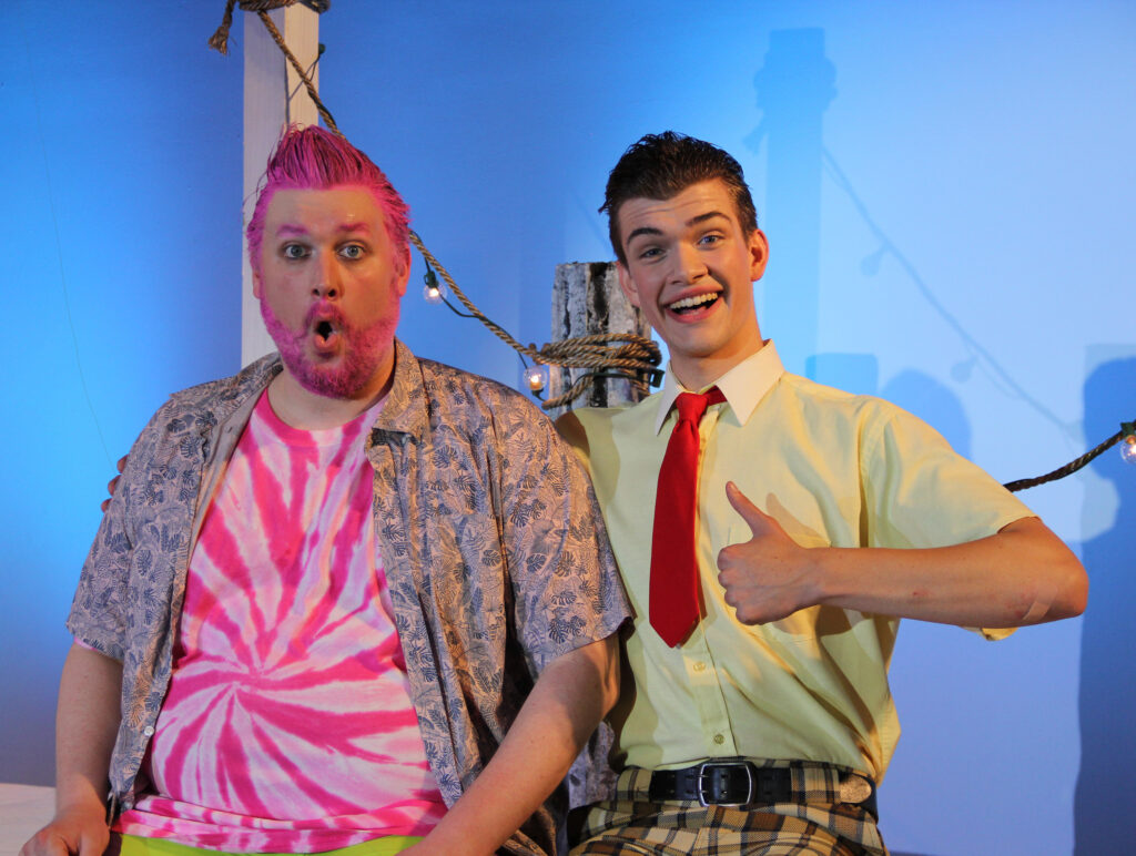SpongeBob The Musical at the Barn Theatre