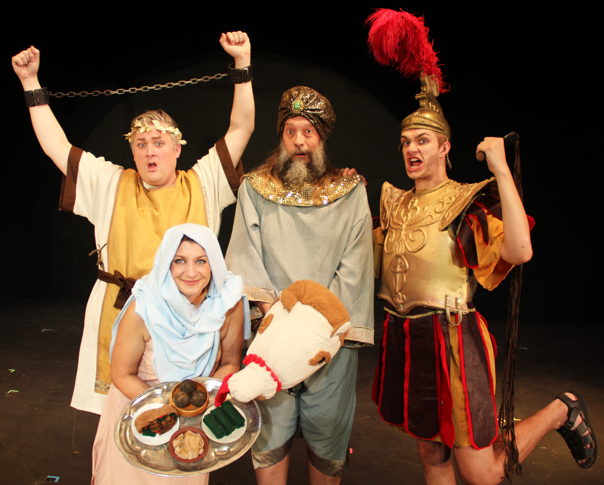 Ben Hur Promo Pic - Barn Theatre School